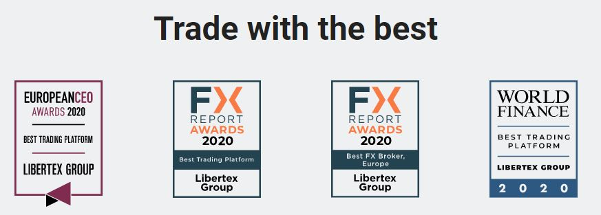 libertex rewards